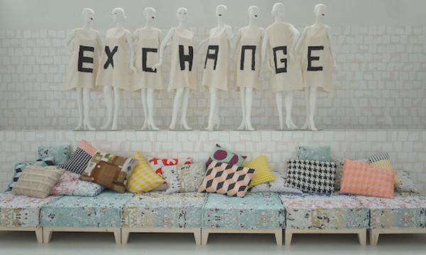 Hotel Exchange i Amsterdam ♥