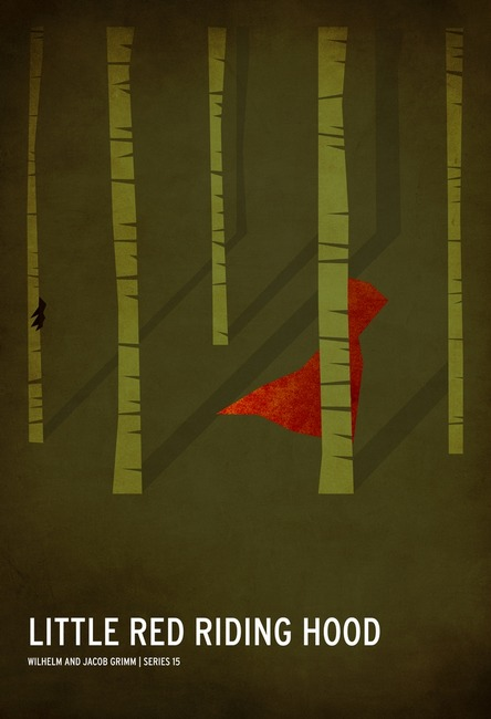 Little Red Riding Hood – Dagens poster