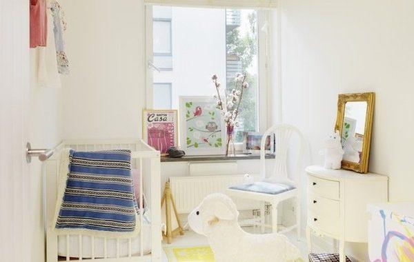 Af Soveværelse Med Baby: Indretning af børneværelset ge med ...