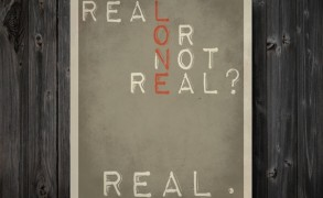 Real or not Real – Dagens poster