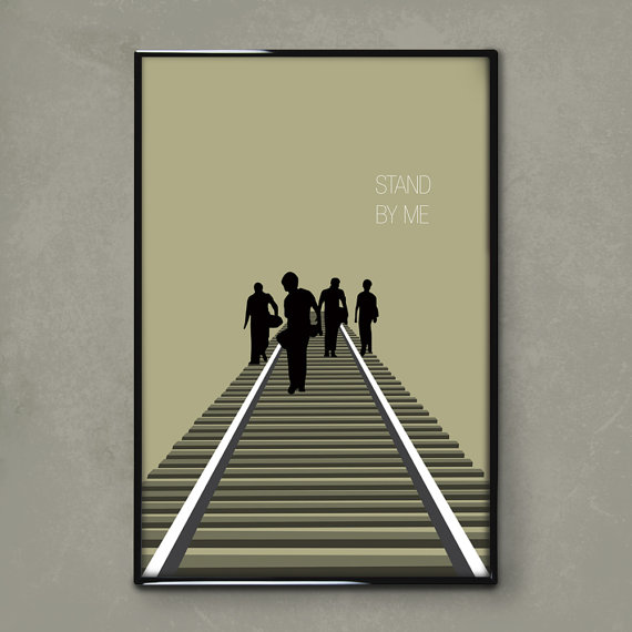 Stand by me – Dagens 'Movie' poster