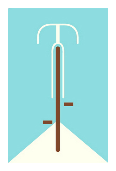 Bicycle – Dagens Poster
