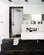 3 forskellige badeværelser