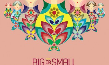 Big or Small Love is for All – Dagens Poster