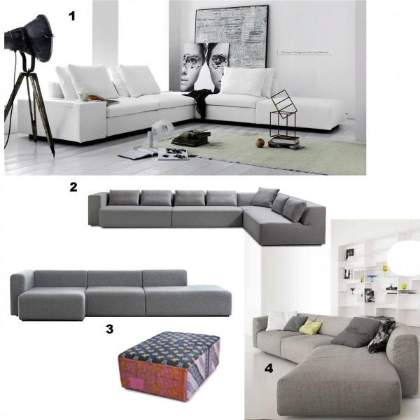 Brunstad sofa tilbud – Møbler til terrasse