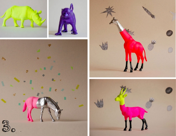 Wild animals – DIY