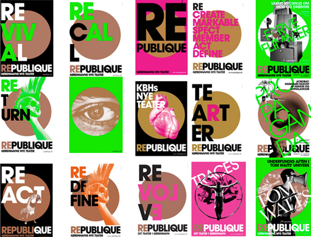 Republique – Dagens Poster