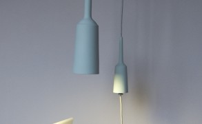 Cool lampe med ekstra feature