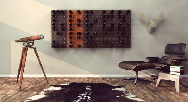 wine_wall_rack_modular_panels_wood_piano_lacquer_eames_chair_-_STACT