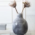 Unico Floor Vase H500 Heather 1A