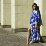 Skovgaard kimono - The Blues