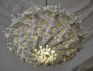 Facinerende designer lampe… Wauuww!!!!!
