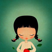 illustration-fille-limoon-bc3b8rn-bc3b8rnevc3a6relse-indretning-plakat-billede-rammer-poster-design-kunst-boligcious-interic3b8r2