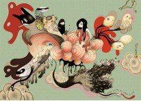 illustration-perdita-corleone-bc3b8rn-bc3b8rnevc3a6relse-indretning-plakat-billede-rammer-poster-design-kunst-boligcious-interic3b8r2