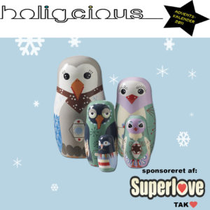 2. advent – vind fuglene her fra Superlove