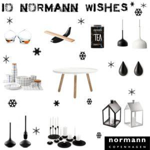10 ønsker fra Normann