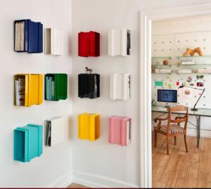Colour Stack – nyt type møbel, meget dekorativt