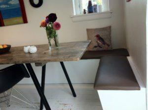 slagbaenk-diy-laeder-baenk-koekken-langbord-plankebord-drivtoemmer-hay-bukke-bordbukke-loopstand ...