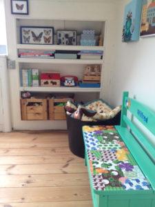 Guide til opbevaring på børneværelset