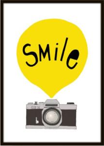 SMILE – Dagens Plakat