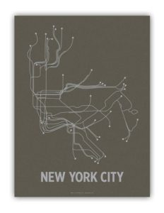City Transit Line – Dagens poster