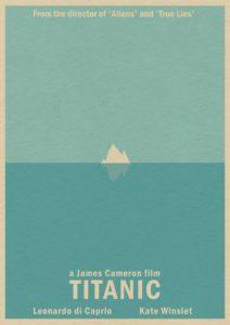 Titanic – Dagens poster
