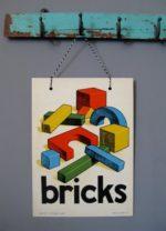 'Bricks' en vintage plakat – Dagens poster
