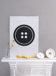 'Button it' – Dagens Poster