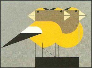 Ugle print – Dagens poster