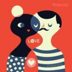 """Love"" – Dagens Retro Poster"