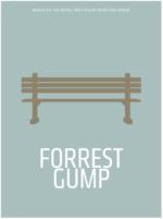 Forrest Gump – Dagens poster
