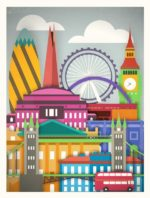 LONDON – Dagens poster