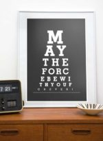 May the Force be With You – Dagens poster