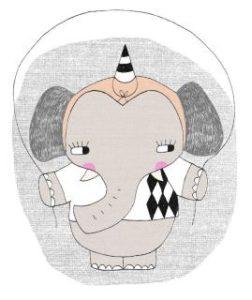 Dagens Poster – Den sjipende elefant