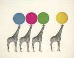 Giraffe Wall art – Dagens poster