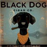 Black Dog Cigar – Dagens poster