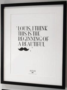Endnu et overskæg – Dagens Poster