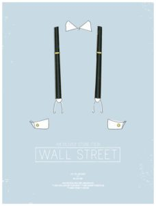 Wallstreet – Dagens Poster