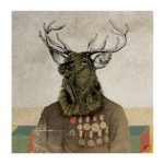 Whimsical Animal – Dagens Poster