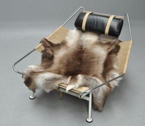 Skulpturelle drømme-lænestole