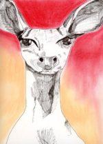 Deer – Dagens Poster