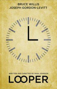 Looper Minimalist – Dagens Poster