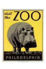 Visit the Zoo in Philadelphia – Dagens Poster