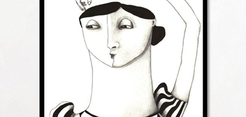 colombine_bob_noon_illustation-print-plakat-illustration-poster-grafisk-illustration