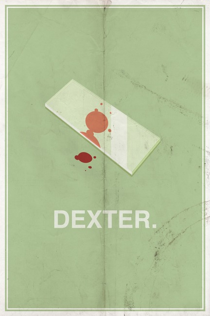 print-poster-plakat-grafisk-design-graphic-illustration-dexter-tv-movie