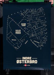 Indre Østerbro – Dagens Poster
