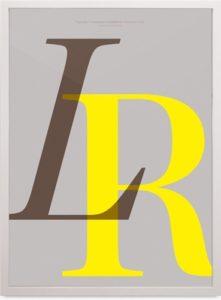 LR Playtype – Dagens plakat
