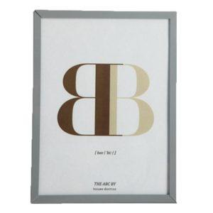 Alphabet B – Dagens Poster