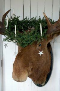 Hader og elsker at pynte op til jul