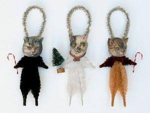Hang til kitschet julepynt